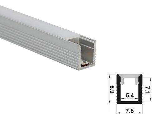 aluminium led profile ld 078