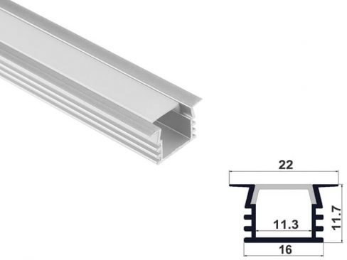 Aluminum led profile