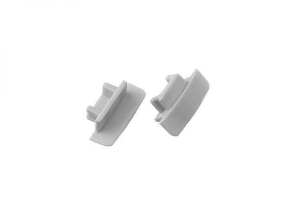 Aluminum led profile end cap