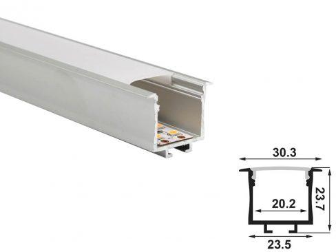 aluminium led profile 2008