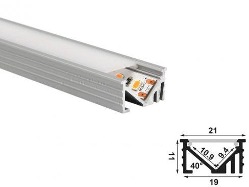 aluminium led profile 2111
