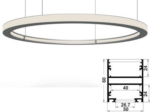 LED RING PROFILE