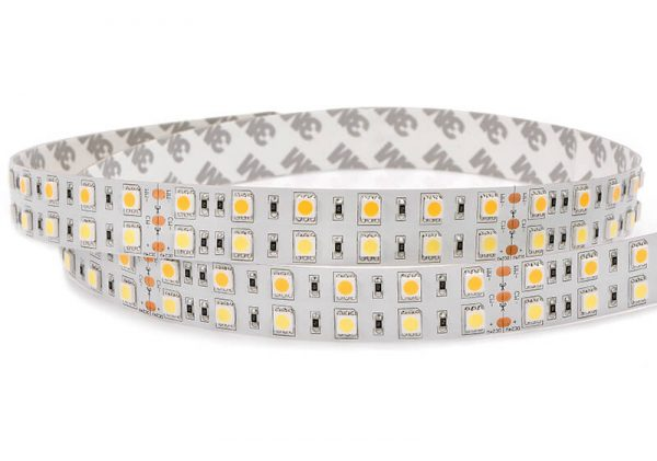 led strip 5050 120D20 dual white picture