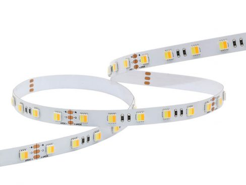 led strip 5050 60S10 2in1 dual white picture