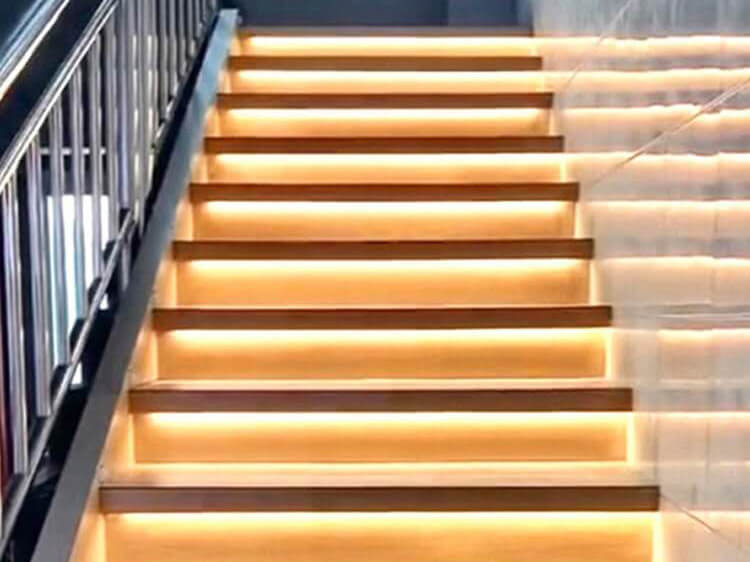 Stair Led Strip Channel