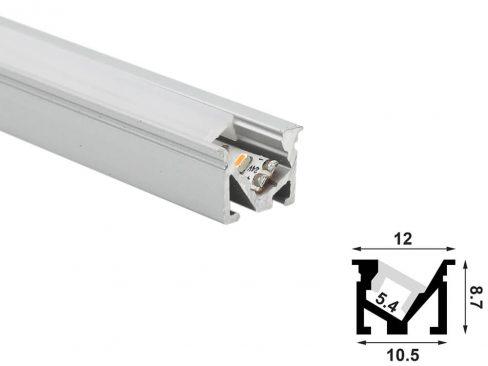 aluminium led profile ld a109
