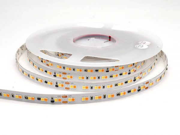 dim to warm led strip light 1